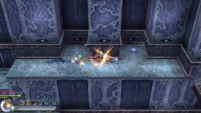Ys Origin  in-game screen image #3