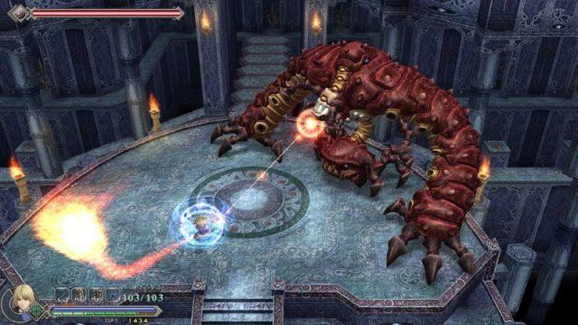 Ys Origin  in-game screen image #2