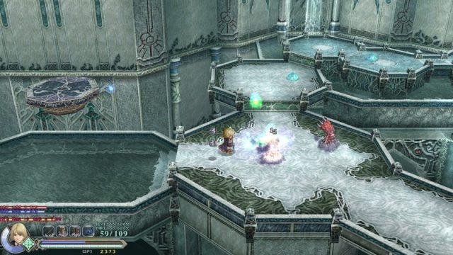 Ys Origin  in-game screen image #1