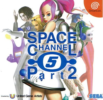 Space Channel 5 Part 2  package image #1