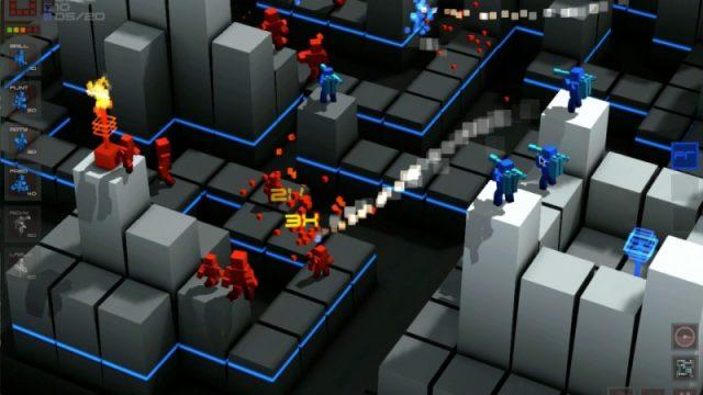 Cubemen in-game screen image #1