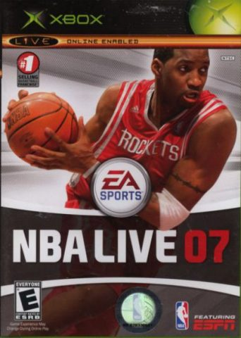 NBA Live 07 package image #1