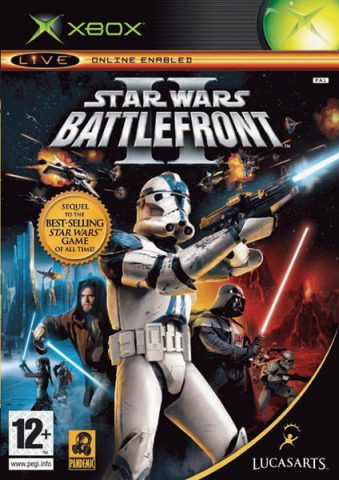Star Wars: Battlefront II package image #1