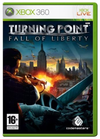 Turning Point: Fall of Liberty  package image #1