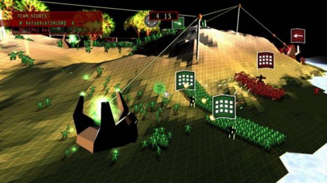 Darwinia+ in-game screen image #1