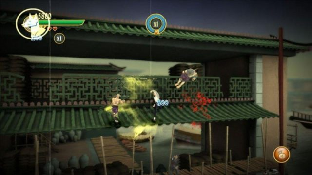 Invincible Tiger: The Legend of Han Tao in-game screen image #2