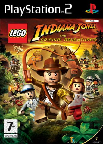 LEGO Indiana Jones: The Original Adventures package image #1