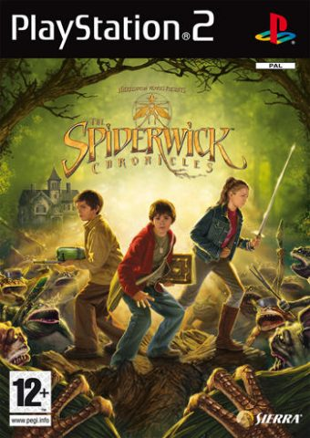 The Spiderwick Chronicles package image #1