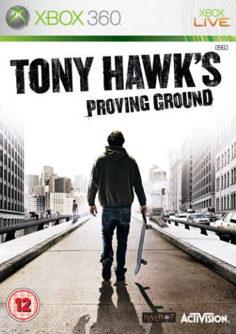 Tony Hawk's Proving Ground package image #1