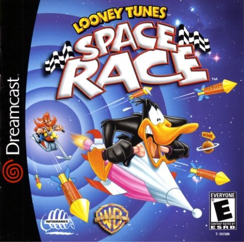 Looney Tunes: Space Race package image #2