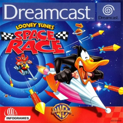 Looney Tunes: Space Race package image #1