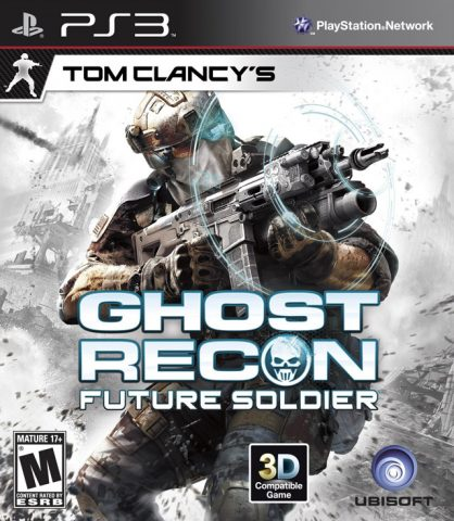 Ghost Recon: Future Soldier  package image #1