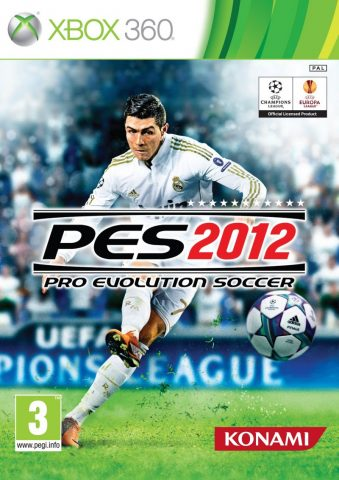 Pro Evolution Soccer 2012  package image #1