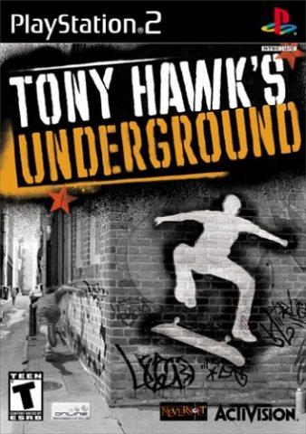 Tony Hawk's Underground package image #1