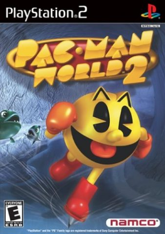 Pac-Man World 2 package image #1