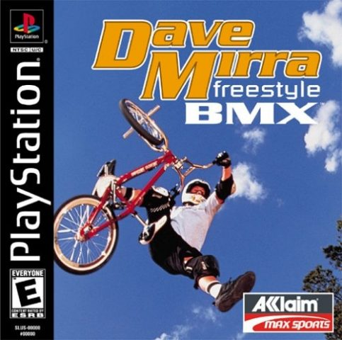 Dave Mirra Freestyle BMX  package image #1