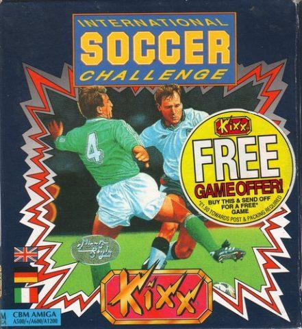 International Soccer Challenge package image #1