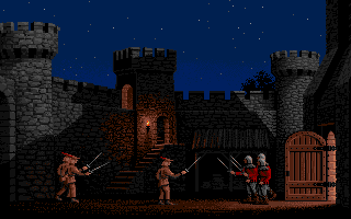 Defender of the Crown in-game screen image #1