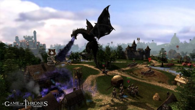 A Game of Thrones - Genesis  in-game screen image #2