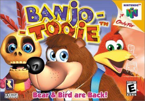 Banjo-Tooie  package image #1