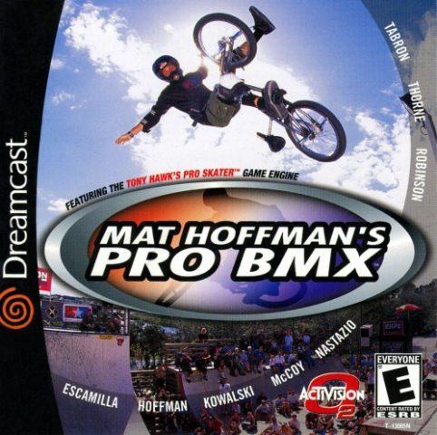 Mat Hoffman's Pro BMX package image #1