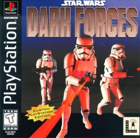 Star Wars: Dark Forces  package image #1