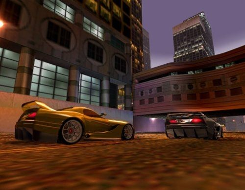 Midnight Club II in-game screen image #1