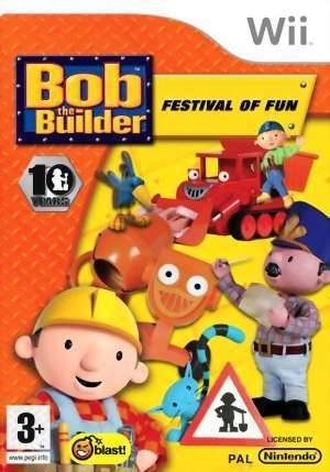 Bob the Builder: Festival of Fun  package image #1
