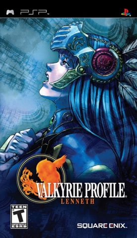 Valkyrie Profile: Lenneth package image #1