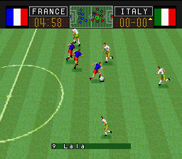 Soccer Shootout  in-game screen image #2