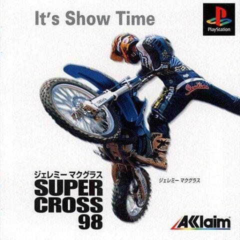 Jeremy McGrath Supercross '98  package image #1