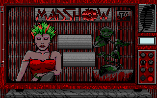 Mad Show title screen image #1