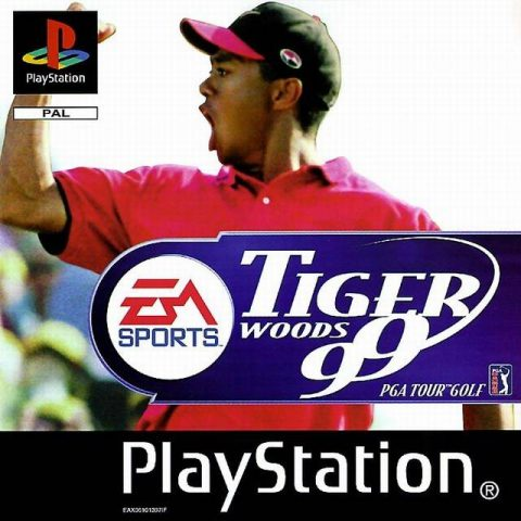Tiger Woods 99 PGA Tour Golf package image #1
