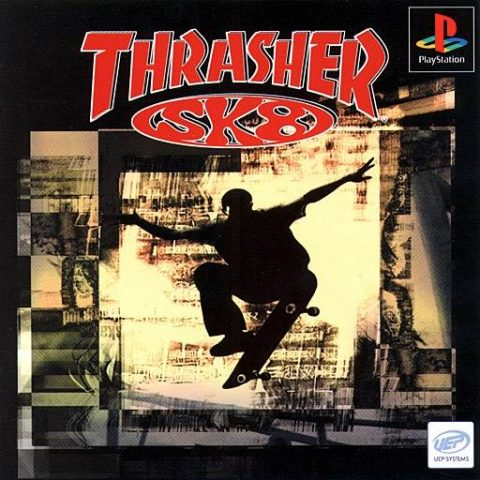 Thrasher: Skate and Destroy  package image #1