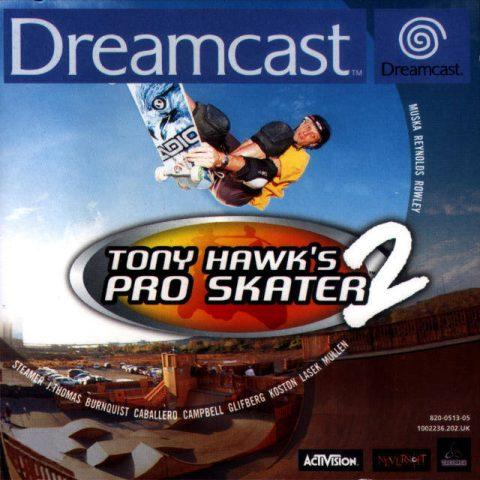 Tony Hawk's Pro Skater 2 package image #1