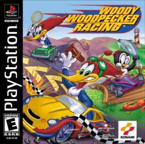 Woody Woodpecker Racing  package image #2