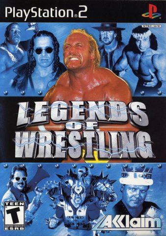 Legends of Wrestling package image #1