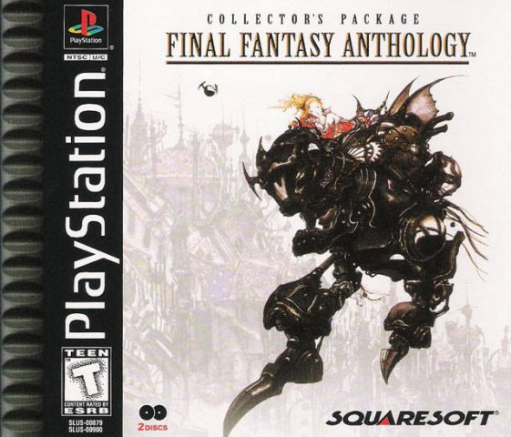 Final Fantasy Anthology package image #1