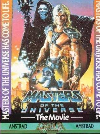 Masters of the Universe: The Movie  package image #1