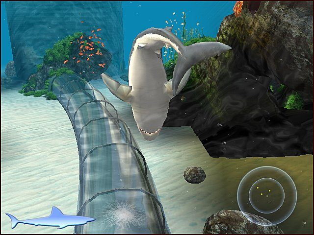 JAWS Unleashed in-game screen image #1