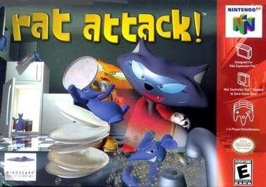Rat Attack package image #1