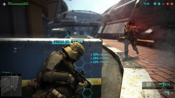 Ghost Recon Phantoms  in-game screen image #1