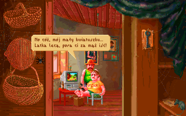 Sołtys in-game screen image #3