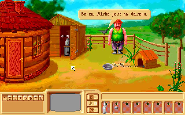 Sołtys in-game screen image #2