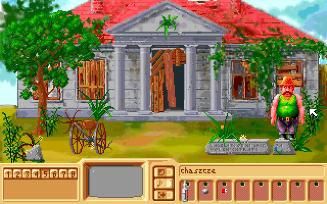 Sołtys in-game screen image #1
