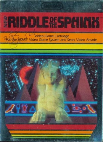 Riddle of the Sphinx package image #1