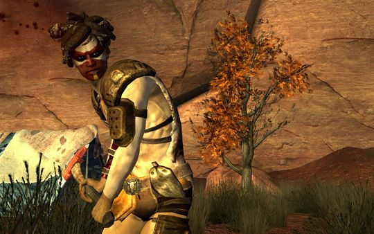Fallout New Vegas: Honest Hearts  in-game screen image #1