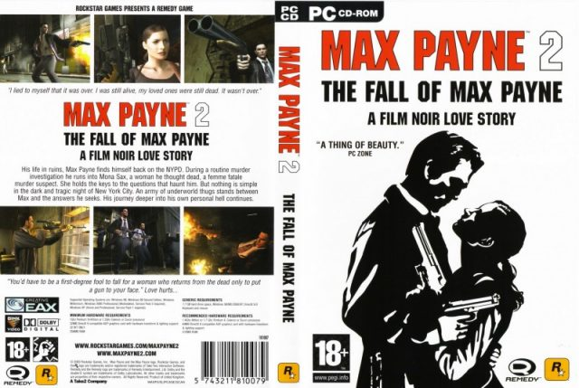 Max Payne 2: The Fall of Max Payne package image #1