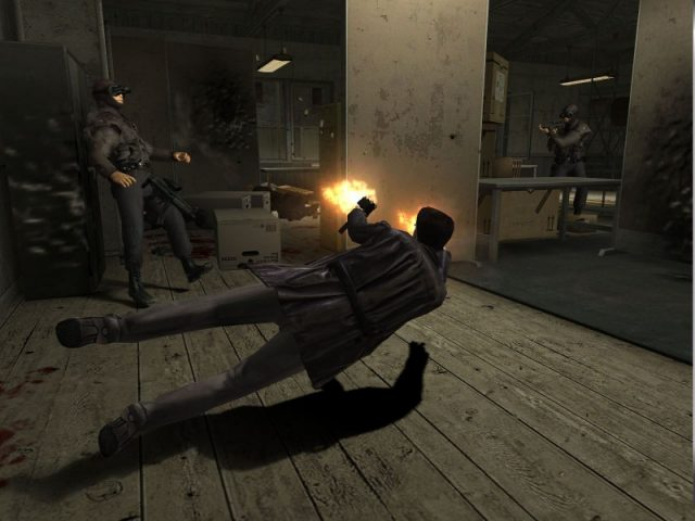 Max Payne 2: The Fall of Max Payne in-game screen image #1