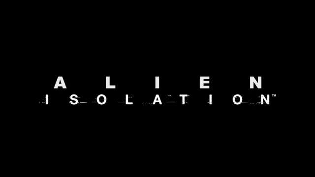 Alien: Isolation title screen image #1